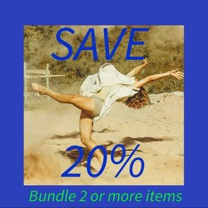 Bundle for 20% off!